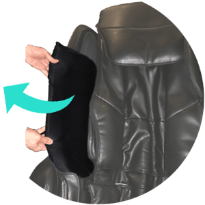 Ogawa Active Removable Back Cushion