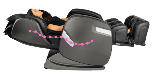 Ogawa Active Massage Chair UNIQ Programs