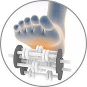 Ogawa Touch 3D Foot Rollers