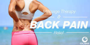 Massage Therapy and Massage Chairs Can Alleviate Back Pain