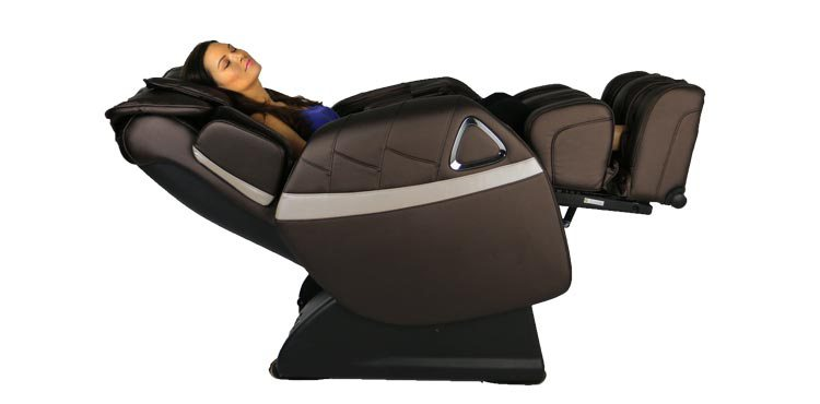 Massage Therapy in a Massage Chair