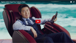 Ogawa Active Massage Chair Video