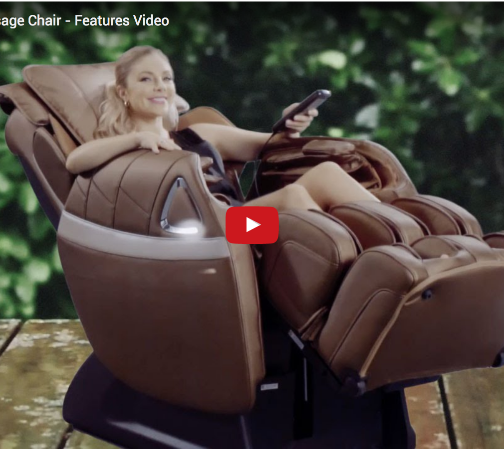 Ogawa Refresh Massage Chair Video