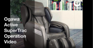 Ogawa Active Massage Chair Instructional Video