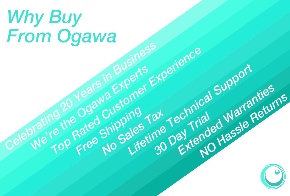 Why Buy From Ogawa World USA
